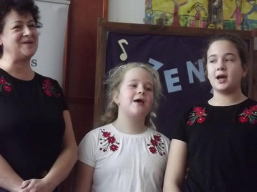 éneklők