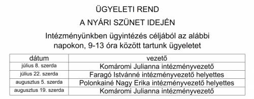 ÜGYELETI REND_001